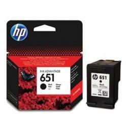 HP oryginalny wkład atramentowy / tusz C2P10AE. No.651. black. HP DeskJet IA 5645. IA 5575