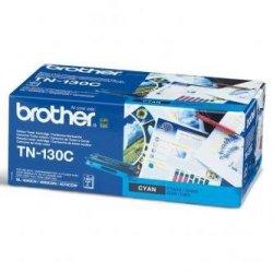 Brother oryginalny toner TN130C. cyan. 1500s. Brother HL-4040CN. 4050CDN. DCP-9040CN. 9045CDN. MFC-9440C