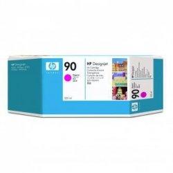 HP oryginalny wkład atramentowy / tusz C5062A. No.90. magenta. 225ml. HP DesignJet 4000. 4000ps. 4500 C5062A