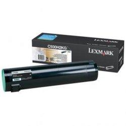 Lexmark oryginalny toner C930H2KG. black. 38000s. Lexmark C930