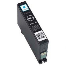 Dell oryginalny wkład atramentowy / tusz 592-11816. WD13R. cyan. 475s. high capacity. Dell V525W. V725W