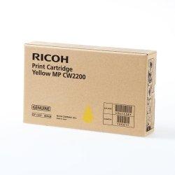 Ricoh oryginalny wkład atramentowy / tusz 841638. yellow. Ricoh MPC W2200SP
