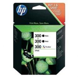 HP oryginalny wkład atramentowy / tusz SD518AE#445. No.300. 2x black + 1x 3-color. 1x165/2x200s. HP HP DeskJet F4500