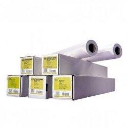 Papier do plotera HP 594/45.7m/Coated Paper. 594mmx45.7m. 23. Q1442A. 90 g/m2. papier. powlekany. biały. do drukarek atramentowych. rolka Q1442A