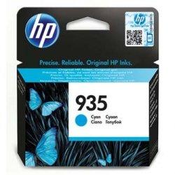 HP oryginalny wkład atramentowy / tusz C2P20AE. No.935. cyan. HP Officejet 6812.6815.Officejet Pro 6230.6830.6835 C2P20AE