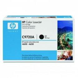 HP oryginalny toner C9720A. black. 9000s. 641A. HP Color LaserJet 4600. N. DN. DTN. HDN. 4650