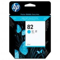 HP oryginalny wkład atramentowy / tusz C4911A. No.82. cyan. 69ml. HP DesignJet 500. PS. 800. 815. cc800ps. 4200