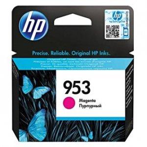 HP oryginalny wkład atramentowy / tusz blistr. F6U13AE. magenta. 700s. 10ml. No.953. HP OJ Pro 8218.8710.8720.8740 F6U13AE#BGY