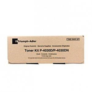 Triumph Adler oryginalny toner kit 4434010015. black. 12500s. Triumph Adler P-4030D. P-4030DN 4434010015