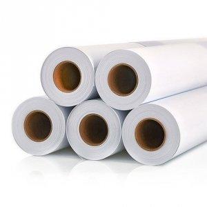 Płótno bawełniane, błyszczące 1067mm, 18m, 360g/m2 IPB1067/18/360B