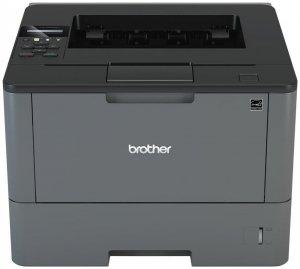 Brother drukarka laserowa HL-L5100DN  A4/mono/40ppm/USB+LAN/PCL6 HLL5100DNYJ1