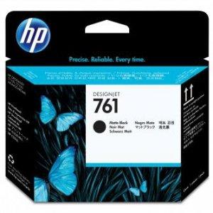 HP oryginalna głowica drukująca 761 CH648A głowica drukująca Designjet: czarny matowy/czarny matowy CH648A