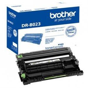 Brother oryginalny bęben DRB023, black, 12000s, Brother DCP-B7520DW, HL-B2080DW, MFC-B7715DW DRB023
