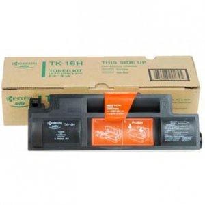 Kyocera Mita oryginalny toner TK16H. black. 3600s. 37027016. Kyocera Mita FS-600. 680. 800 37027016