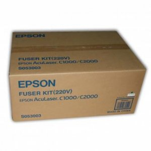Epson oryginalny fuser C13S053003. 80000s. Epson AcuLaser C1000. 1000N. 2000. 2000PS C13S053003