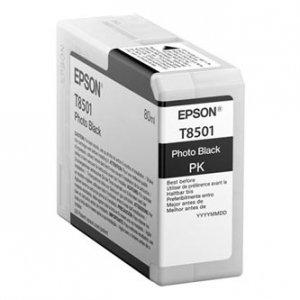 Epson oryginalny wkład atramentowy / tusz C13T850100. photo black. 80ml. Epson SureColor SC-P800 C13T850100