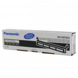 Panasonic oryginalny toner KX-FAT92E. black. 2000s. Panasonic KX-MB771G. KX-MB773. KX-MB781 KX-FAT92E