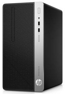 Komputer ProDesk 400MT G5 i7-8700 256/8GB/DVD/W10P 4CZ58EA 4CZ58EA