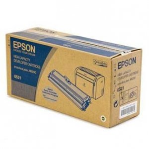 Epson oryginalny developer C13S050521. black. 3200s. Epson AcuLaser M1200 C13S050521