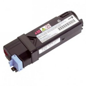 Dell oryginalny toner 593-10323. magenta. 2500s. FM067. high capacity. Dell 2130CN 593-10323