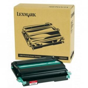 Lexmark oryginalny bęben C500X26G. black. 120000s. Lexmark C500. X500 C500X26G