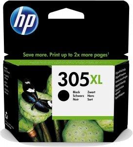 HP Tusz 305XL High Yield Black Original Ink