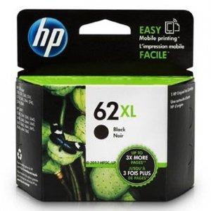 HP oryginalny ink C2P05AE, HP 62XL, black, 600s, HP Envy 5540,5541,5542,5543,5544,5546,5547,5548,5549 C2P05AE