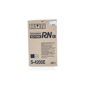Riso oryginalny wkład atramentowy / tusz S-4205E. black. Riso RN. cena za 1 sztukę S-4205E