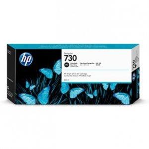 HP oryginalny ink P2V73A, HP 730, photo black, 300ml, HP HP DesignJet T1700 44 printer series, T1700dr 44 P2V73A
