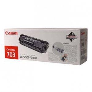 Canon oryginalny toner CRG703. black. 2500s. 7616A005. Canon LBP-2900. 3000 7616A005