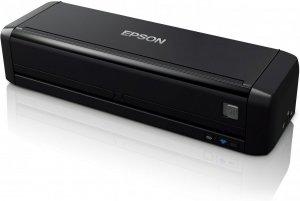 Skaner przenośny DS-360W A4+/USB30/WiFi/BATERIA/50ipm/1.3kg B11B242401