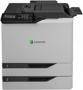 Lexmark Drukarka laser CS820dtfe (A4. laser. colour) 21K0280
