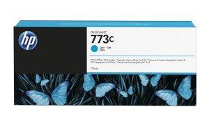 HP Wkład atramentowy/773C 775ml Cyan C1Q42A