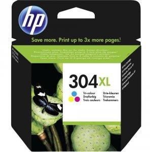 HP Wkład atramentowy 304XL Tri-color N9K07AE#BA3