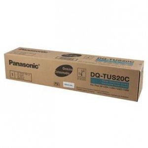 Panasonic oryginalny toner DQ-TUS20C. cyan. Panasonic DPC264. DPC322 DQ-TUS20C