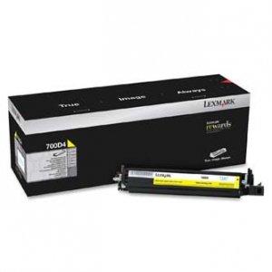 Lexmark oryginalny developer 70C0D40. yellow. 40000s. Lexmark CX510de. CX410de. CX310dn. CS510de. CS410n. CS310n 70C0D40