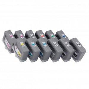 Canon oryginalny wkład atramentowy / tusz PFI301C. cyan. 330ml. 1487B001. ploter iPF-8000. 8000S. 9000. 9000S 1487B001