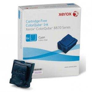 Xerox oryginalny wkład atramentowy / tusz 108R00958. cyan. 17300s. Xerox ColorQube 8870 108R00958