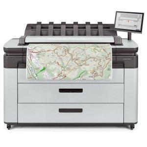Ploter A0 produkcyjny do CAD HP Designjet XL 3600 MFP [6KD23H] 6KD23H#B19