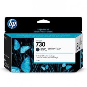 HP oryginalny ink P2V65A, HP 730, matte black, 130ml, HP P2V65A