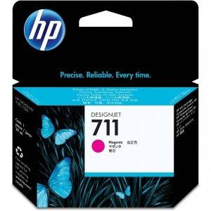 HP 711 Magenta 29ml. oryginalny wkład atramentowy / tusz do plotera Designjet T120/T520 purpurowy CZ131A