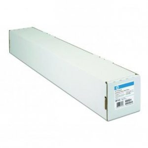 Papier do plotera HP 1067/61m/Universal Instant-dry Semi-gloss Photo Paper. 1067mmx61m. 42. Q8755A. 190 g/m2. foto papier. półpołysk. biały. do dru Q8755A