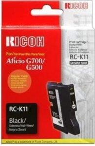 Ricoh oryginalny żelowe wypełnienie 402284. black. typ RC-K11. Ricoh G500. 700 402284