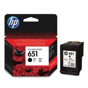 HP oryginalny wkład atramentowy / tusz C2P10AE. No.651. black. HP DeskJet IA 5645. IA 5575 C2P10AE#BHK
