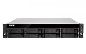 Serwer NAS TVS-872XU-RP-i3-4G 8x0HDD 4GB 4x3.6GHz 2xSFP+ TVS-872XU-RP-i3-4G