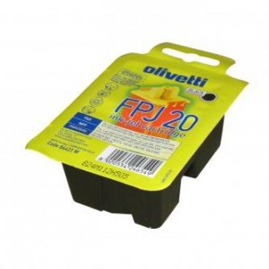 Olivetti oryginalny wkład atramentowy / tusz 84431. black. 500s. Olivetti JP-150. 190. 192. 250. 270. 350SW. 360. 450. FPJ20 B0384
