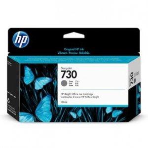 HP oryginalny ink P2V66A, HP 730, gray, 130ml, HP P2V66A