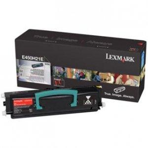 Lexmark oryginalny toner E450H21E. black. 11000s. Lexmark E450 E450H21E
