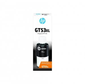 HP oryginalny ink bottle 1VV21AE, GT53, black, 6000s, 135ml, HP Deskjet GT 5810, 5820, InkTank 115, 116, 315 1VV21AE