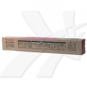 Sharp oryginalny toner MX-27GTMA. magenta. 15000s. Sharp MX 2300N. 2700N MX-27GTMA